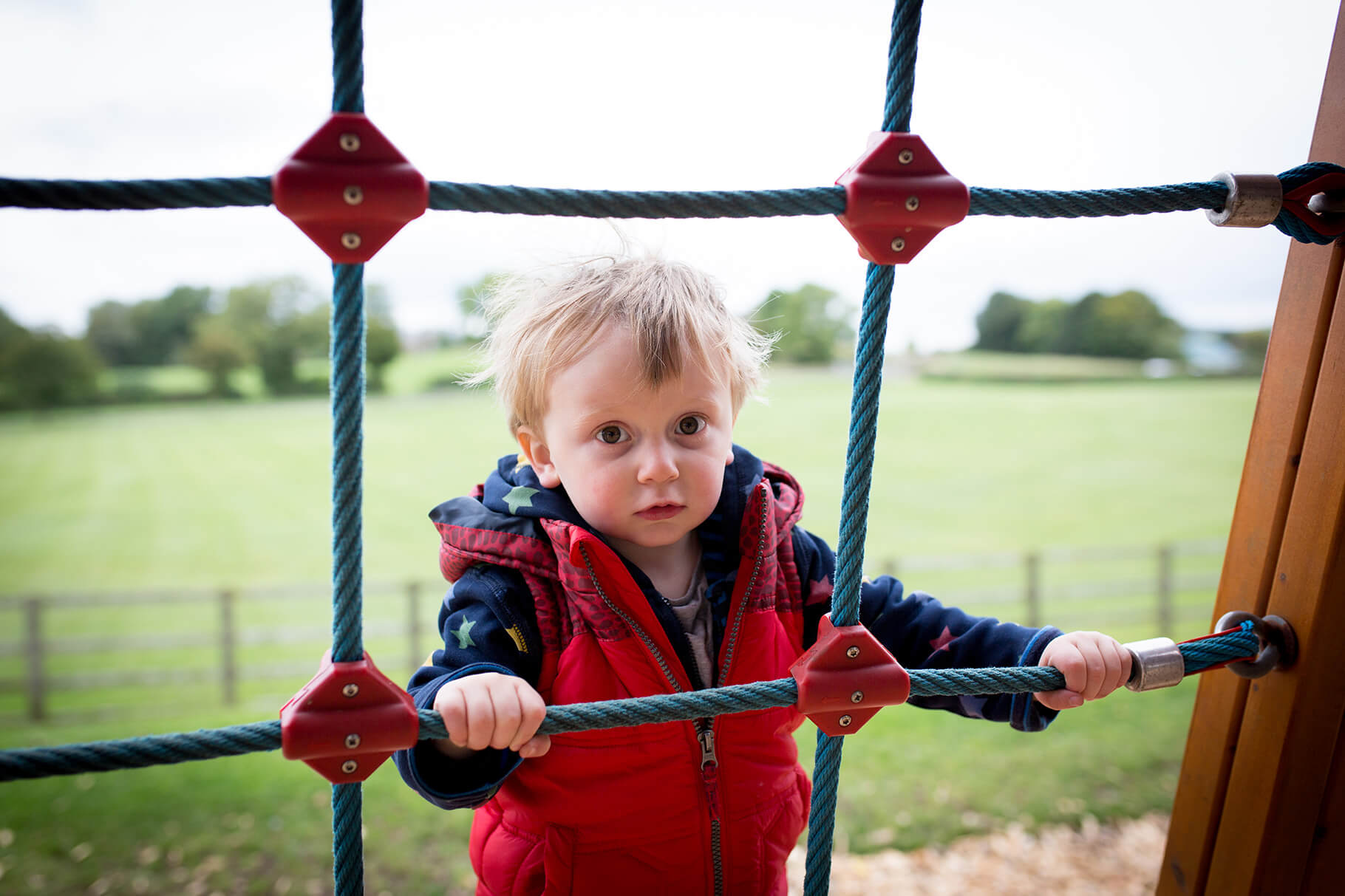 Childrens Photo Shoot at Thornton Hall Farm