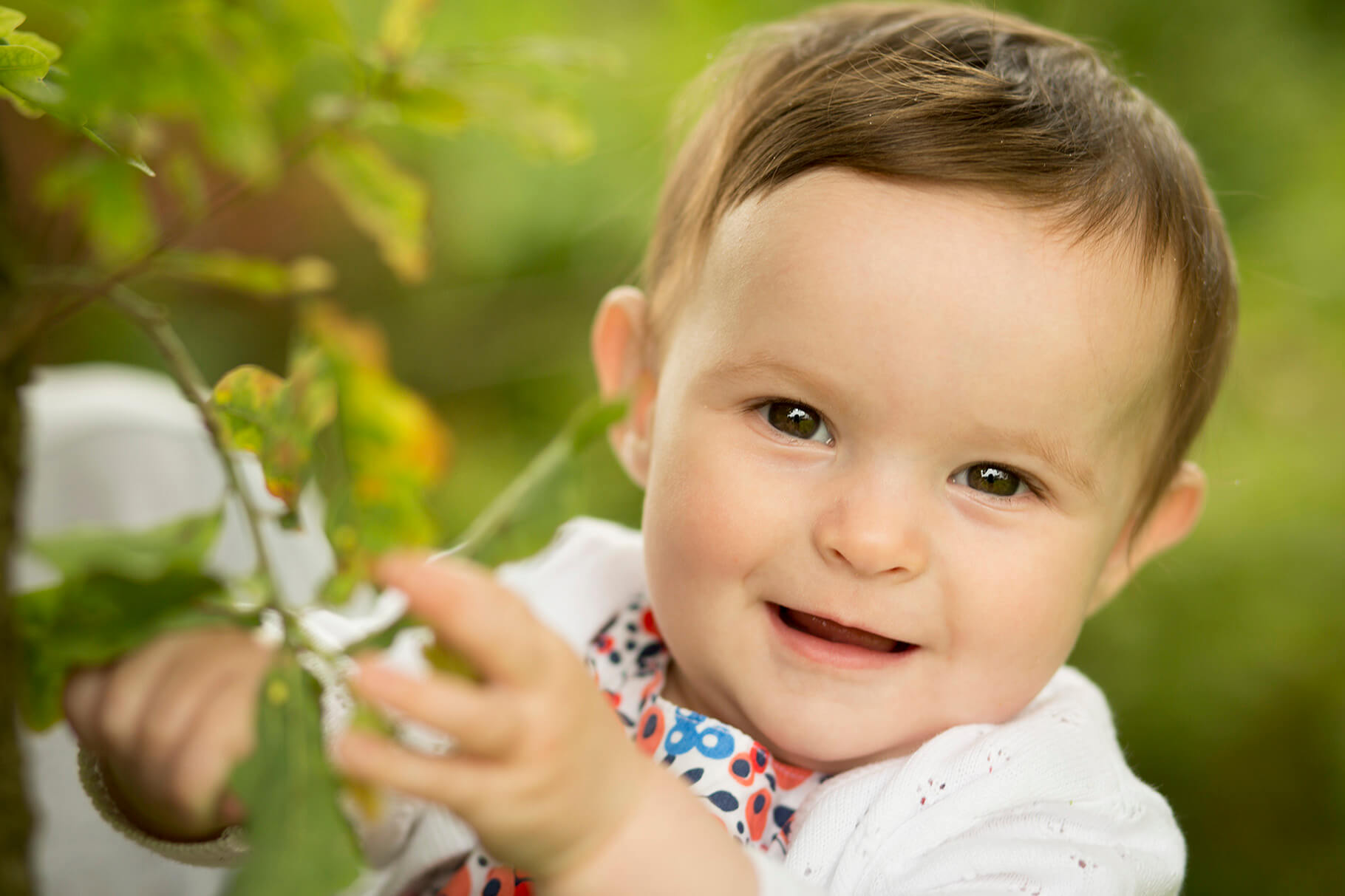 How to take better photographs of your children