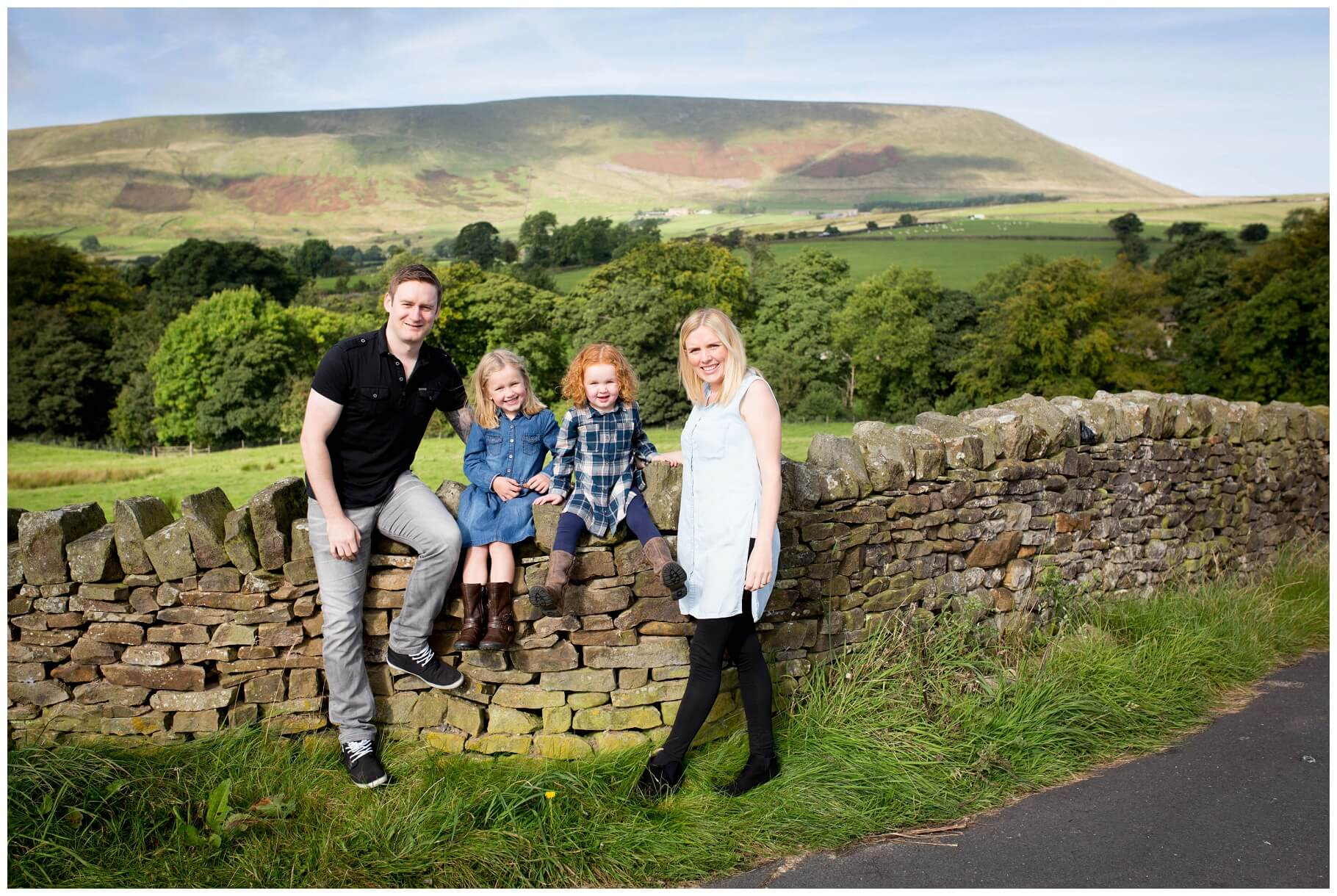Family Lifestyle Photography in Lancashire