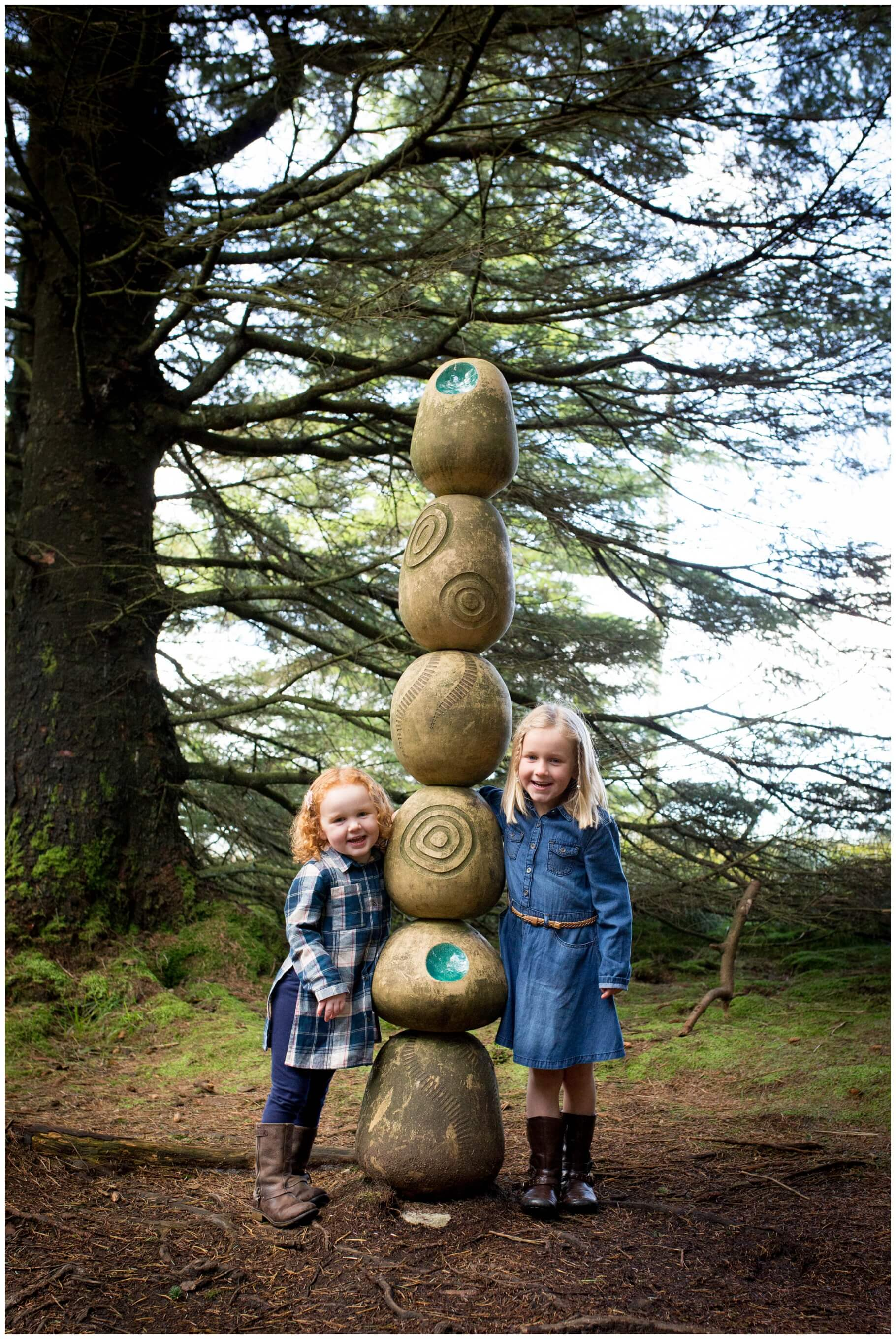 Barley Sculpture Trail Pendle