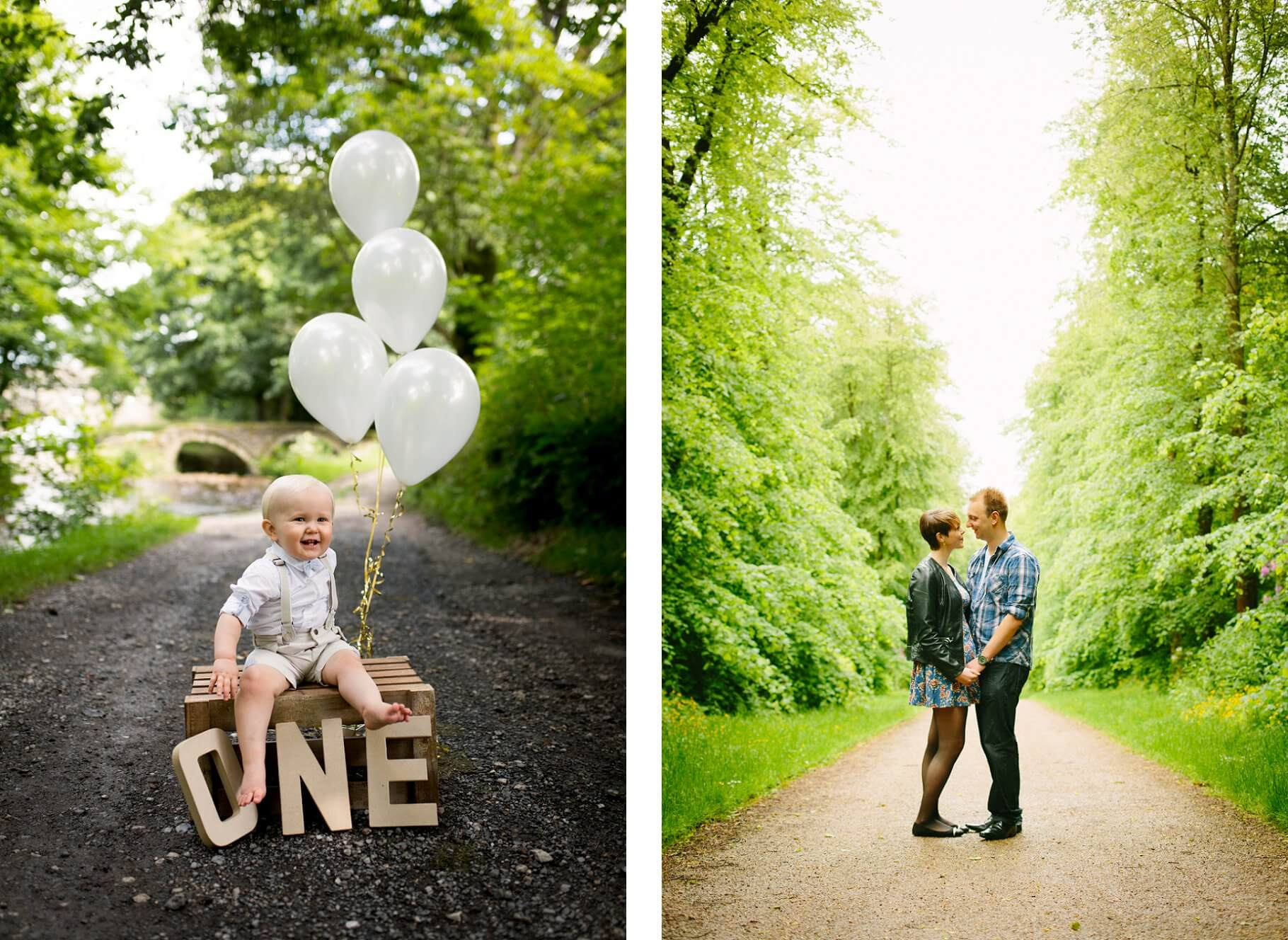 First Birthday Photography in Lancashire